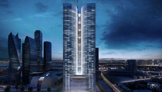 """Квартиры в ЖК """"Grand Tower"""" на официальном сайте"""