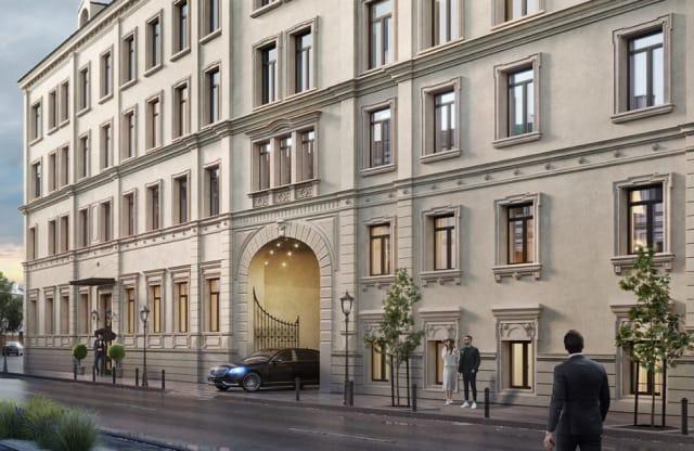 """Квартиры в ЖК """"Дом Абрикосова"""" на официальном сайте"""