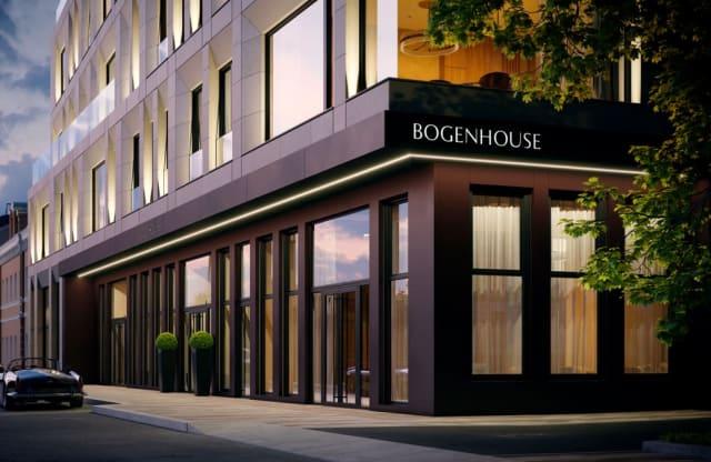 """Квартиры в ЖК """"Bogenhouse"""" на официальном сайте"""