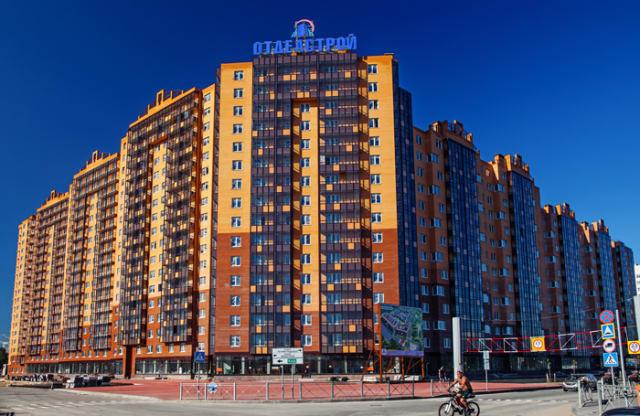 """Квартиры в ЖК """"Новый Оккервиль"""" на официальном сайте"""