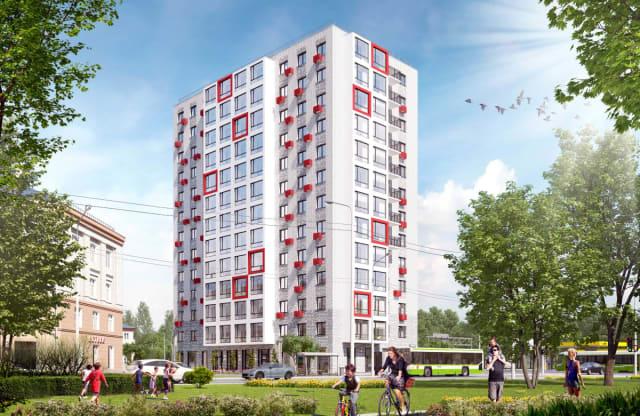 """Квартиры в ЖК """"Ириновский""""  на официальном сайте"""