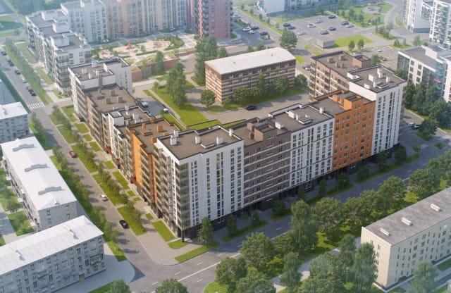 """Квартиры в ЖК """"Астрид"""" на официальном сайте"""