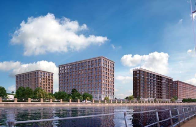 """Квартиры в ЖК """"Docklands""""  на официальном сайте"""
