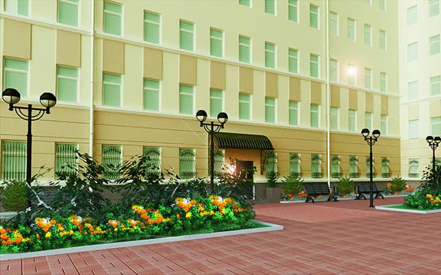 """Квартиры в ЖК """"Адмирал"""" на официальном сайте"""