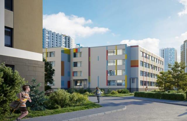 """Квартиры в ЖК """"Цветной город"""" на официальном сайте"""