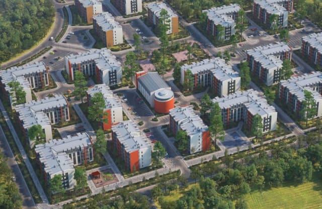 """Квартиры в ЖК """"Пушкинский квартал"""" на официальном сайте"""