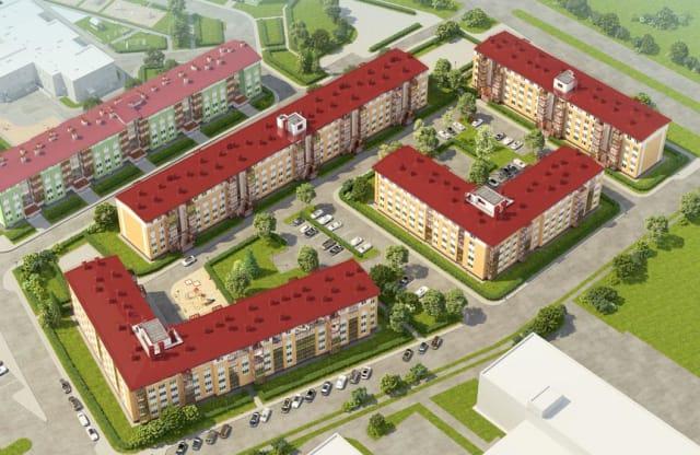 """Квартиры в ЖК """"Образцовый квартал 5"""" на официальном сайте"""