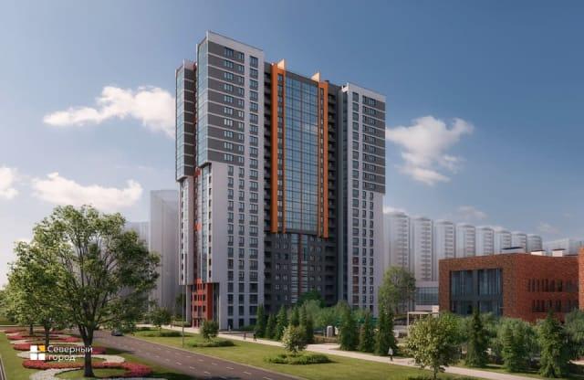 """Квартиры в ЖК """"Ultra City II"""" на официальном сайте"""