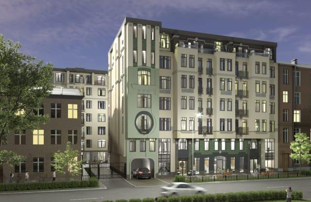 """Квартиры в ЖК """"Monodom Line"""" на официальном сайте"""