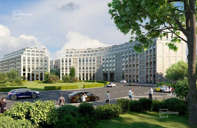"""Квартиры в ЖК """"Grand View"""" на официальном сайте"""
