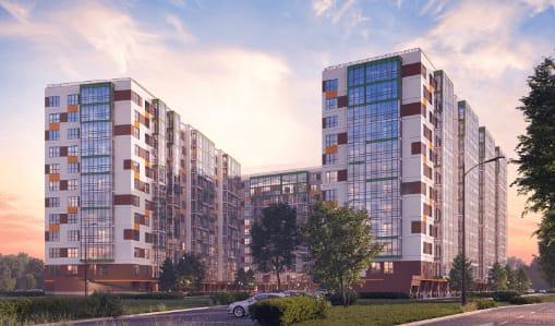 """Квартиры в ЖК """"AEROCITY-2"""" на официальном сайте"""