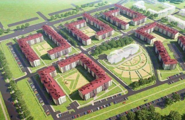 """Квартиры в ЖК """"Образцовый квартал 9"""" на официальном сайте"""