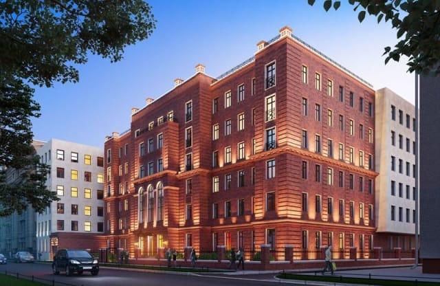 """Квартиры в ЖК """"Манхэттэн Хаус"""" на официальном сайте"""