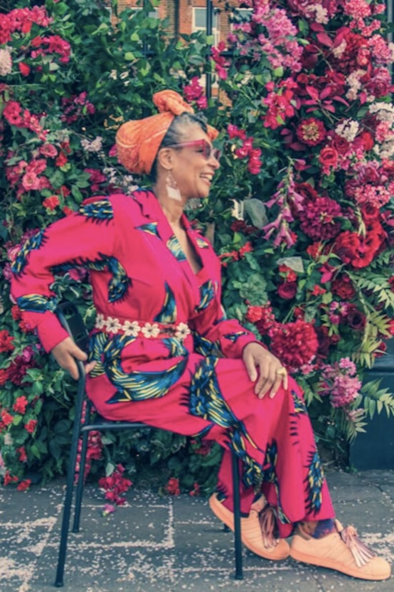 <p>Photo by Create Not Destroy for British Vogue.</p>\n