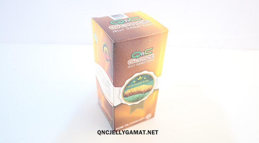 Khasiat QNC Jelly Gamat Untuk Stroke