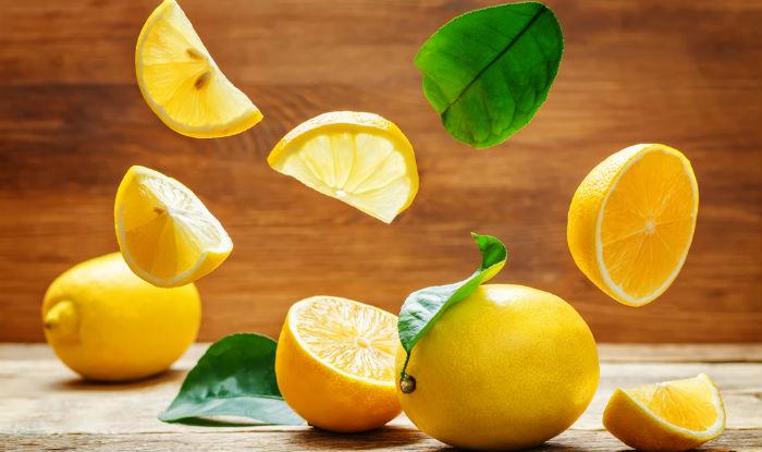 Manfaat Unik Buah Lemon