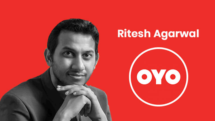 Ritesh Agarwal Founder and CEO of OYO Rooms 239035f09