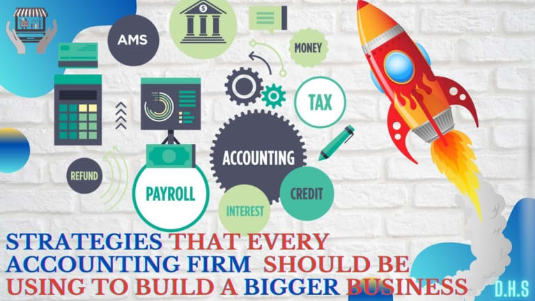 12 strategies that every accounting firm every bookkeeping firm should be using to build a bigger business