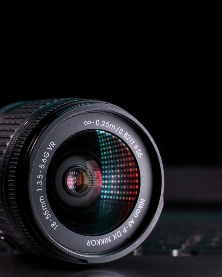 Nikon 18-55 Lens