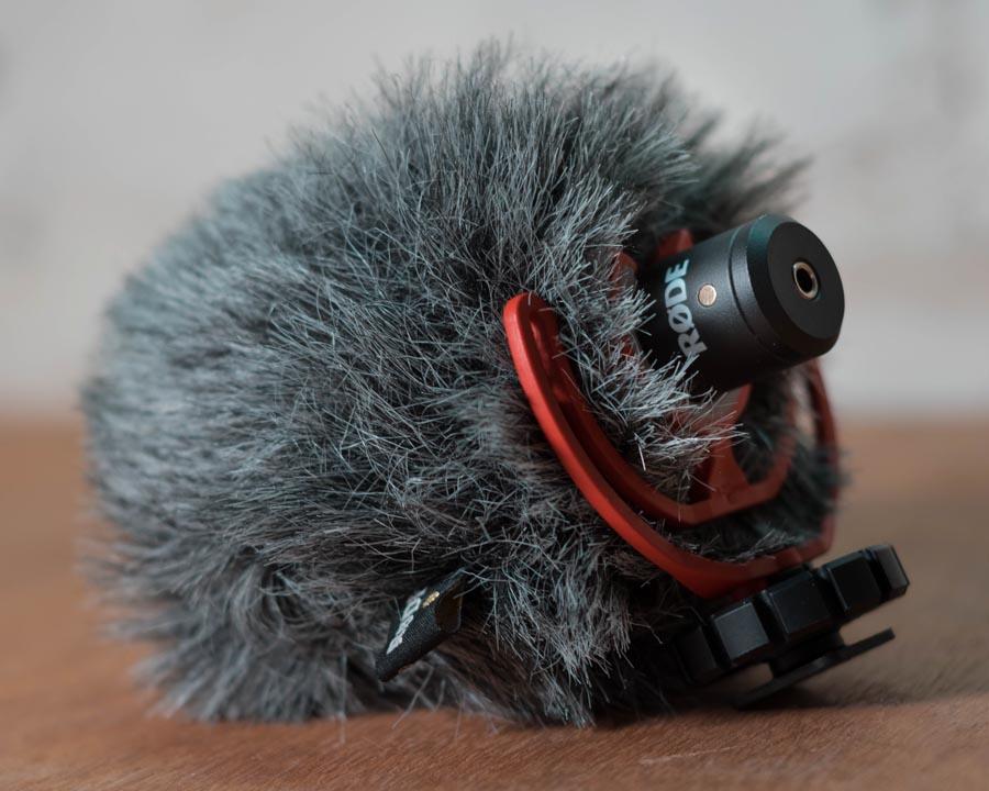 Rode Microphone w/ Deadcat