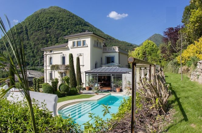 Lake Como Luxury Villa