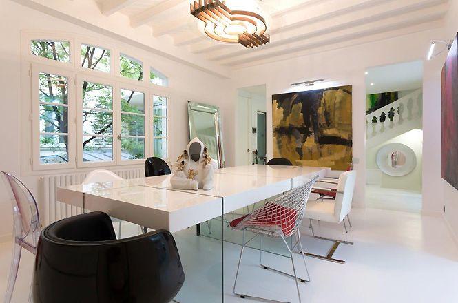 Paris Luxury Mansion
