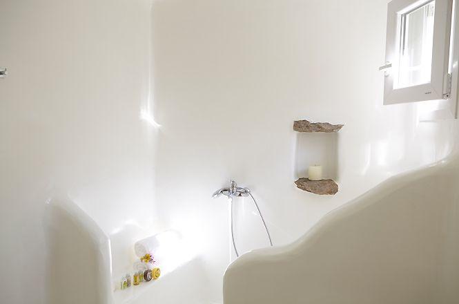 Minimalist White Villa