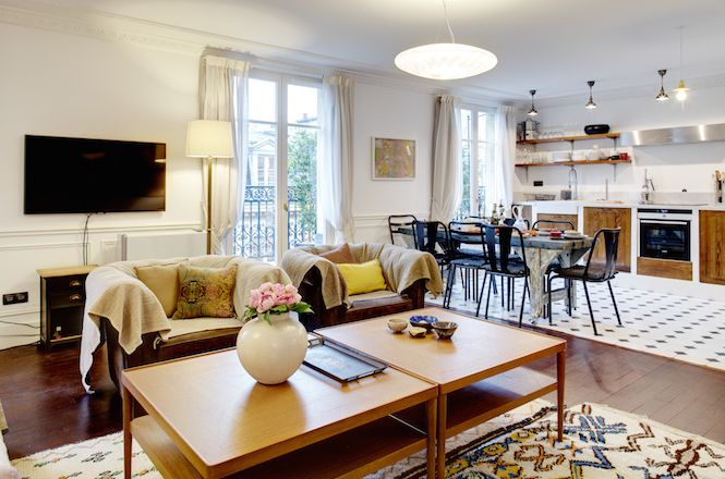 Elegant Apartment Paris