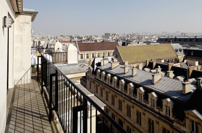 Arts Paris with Terrace