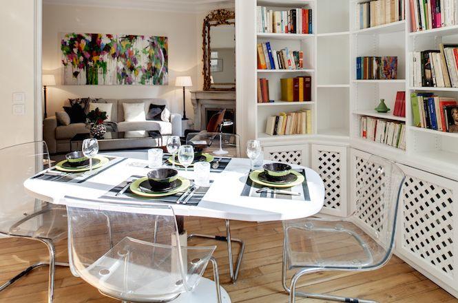 Terrace Flat Paris