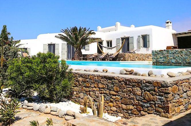 Agios Pool Villa