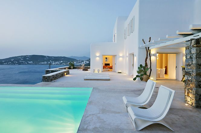 Sea View Modern House