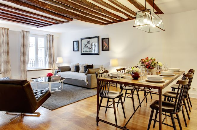 Spacious Paris Flat