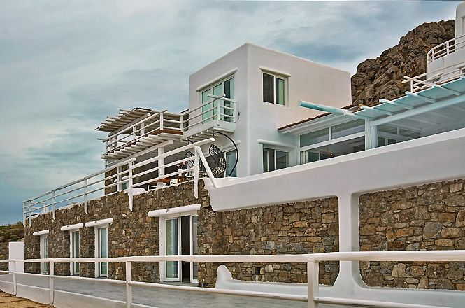 Aegean Private House