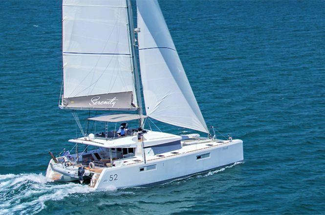 Lagoon Catamaran Charter