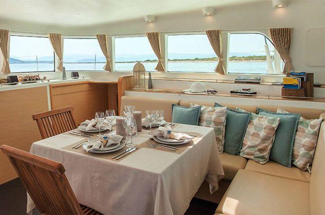 Catamaran Charter Mykonos