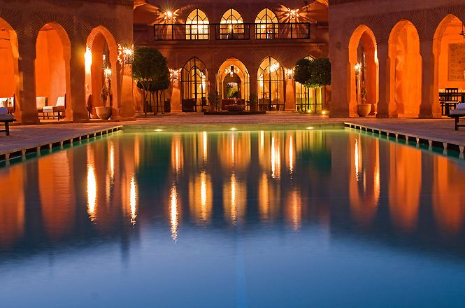 Marrakech Villa Palace