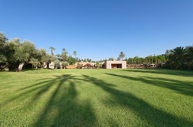 Palmeraie Villa Garden