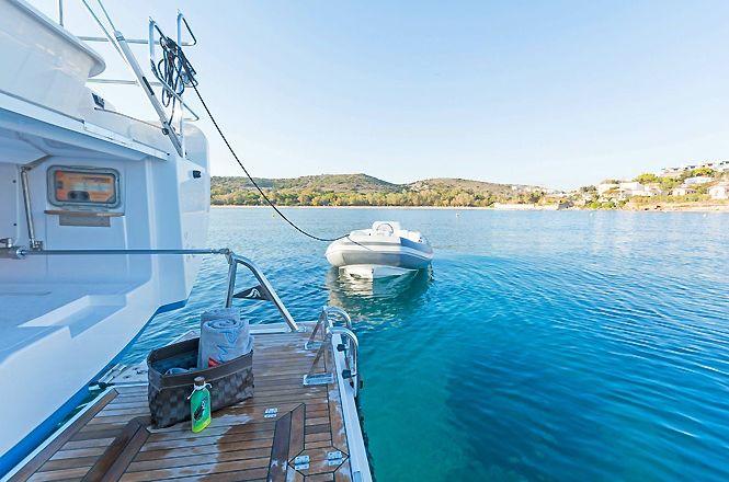 Mykonos Luxury Sailboat