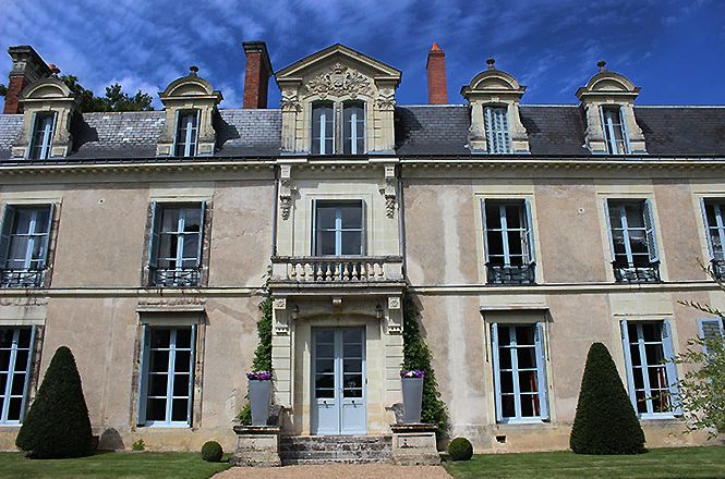 Luxury French Castle
