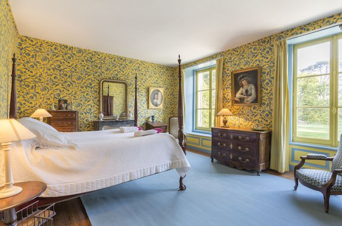Luxurious Castle Loire Valley