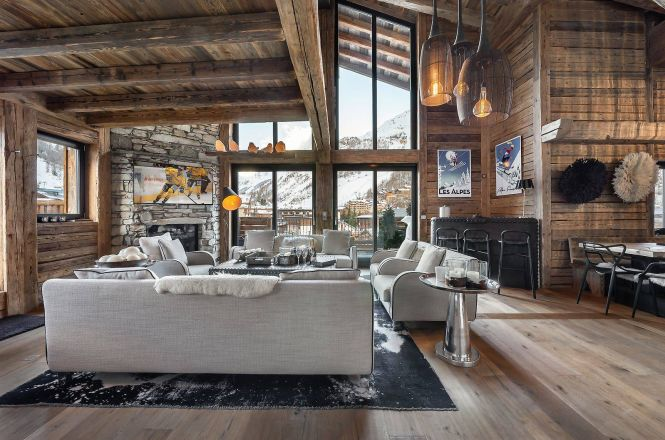 Val d'Isere Luxury Apartment