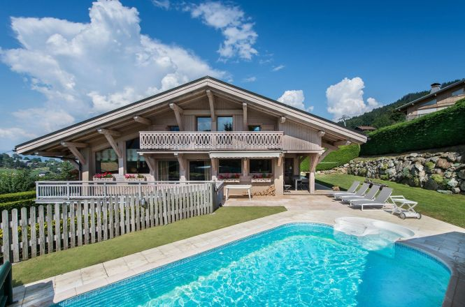 Megeve Luxury Chalet