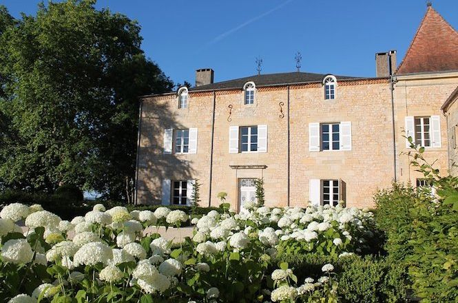 Aquitaine Luxury Castle