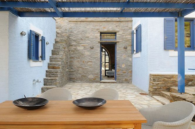 Cyclades Grand Villa