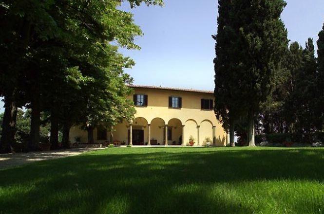 Florence Hill Palace