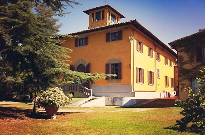 Florence Medici House