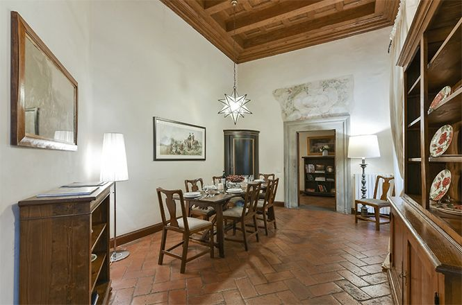 Florence Medici Apartment