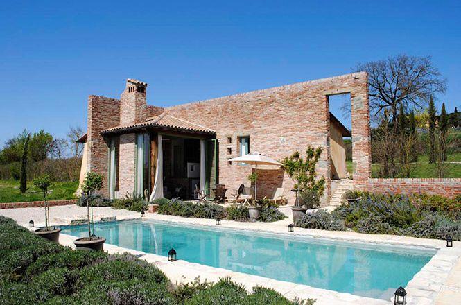 Cozy Design Rural House