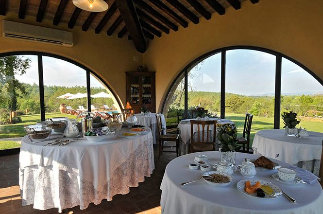 Vineyard Luxury Tuscany House